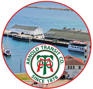 Mackinac Island Ferries | Ferries to Mackinac Island | Mackinaw City Ferries