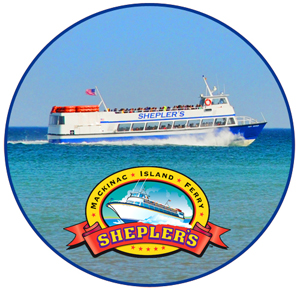 Mackinac Island Ferries | Shepler's Ferries to Mackinac Island | Mackinaw City Ferries