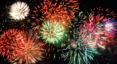 Best Places to View Mackinaw City Fireworks | Mackinaw City Fireworks | Mackinaw Memorial Weekend